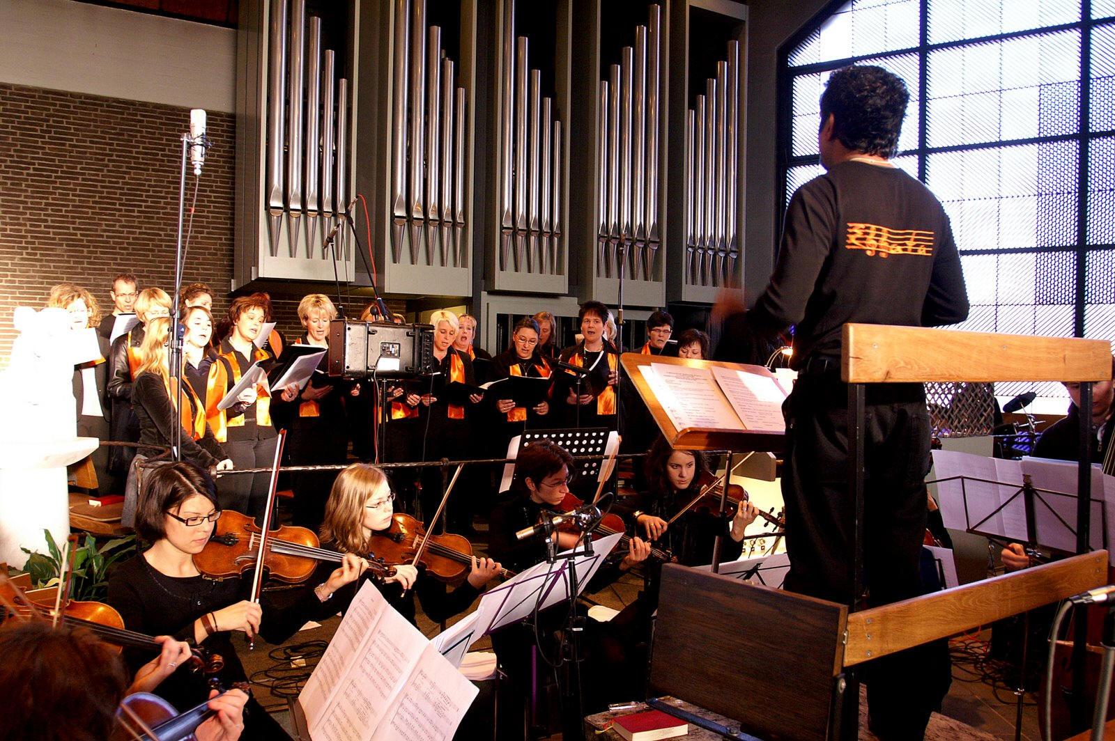 Russischer Chor Dienstag Dezember 2009